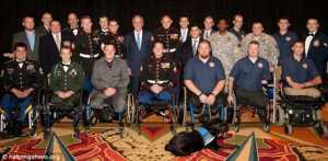 Bunlar da G.W.Bush'un sakat bıraktıkları...