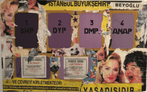 Burhan DOĞANÇAY - Istanbul (1990)