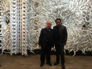 CI'da Malborough Galerisi'nde Ahmet Güneştekin ile...