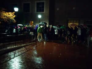 Penn'de Trump Karşıtı Yürüyüş