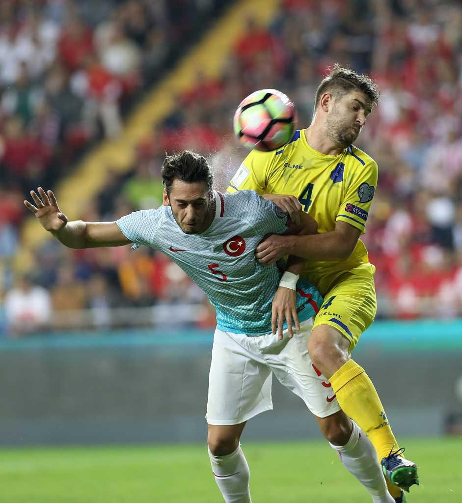 Türkiye Kosova Enstantane