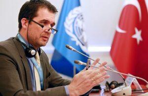 Nils Melzer: BM işkence raportörü