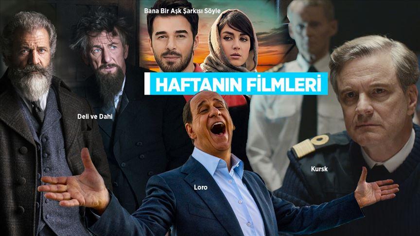 Sinemada Bu Hafta 10 Film Vizyona Girecek Ocak Medya